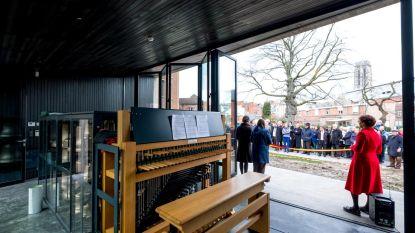 Beiaardpaviljoen geeft mobiel instrument vaste stek