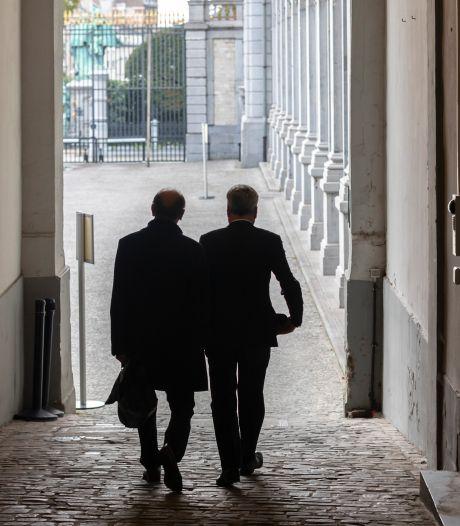 """Au PS, on se dit """"très loin d'une phase de négociation avec la N-VA"""""""