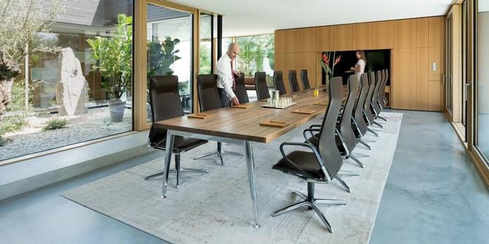'Smart furniture' van Sedus met draadloze technologie van Zens.