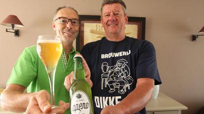 Duo lanceert biertje op basis van gin