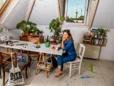 In de woning van Iris Schutgevaar moet geleefd worden: 'Mijn huis is een spiegel van mijzelf'