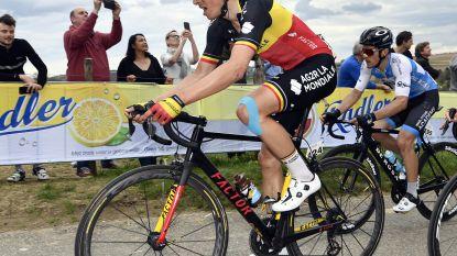 """Koers kort 06/05: """"Winnaar Ronde van San Juan betrapt op doping"""" - Oliver Naesen wint criterium in Herzele - Eindzege voor Evenepoel in Vredeskoers"""