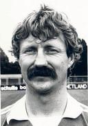 Klaas Drost als speler van PEC Zwolle.