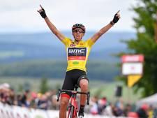 Teuns op indrukwekkende wijze naar eindzege in Ronde van Wallonië