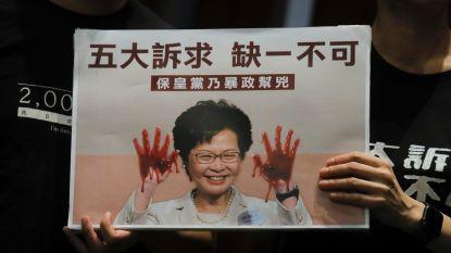 """""""China werkt aan vervanging Carrie Lam"""""""
