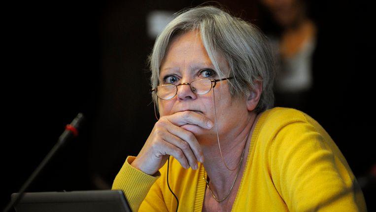 Christine Van Broeckhoven doet onderzoek naar Alzheimer.