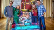 Video 'De Sintsong' van VTM KIDS opgenomen in Sint-Niklase stadhuis