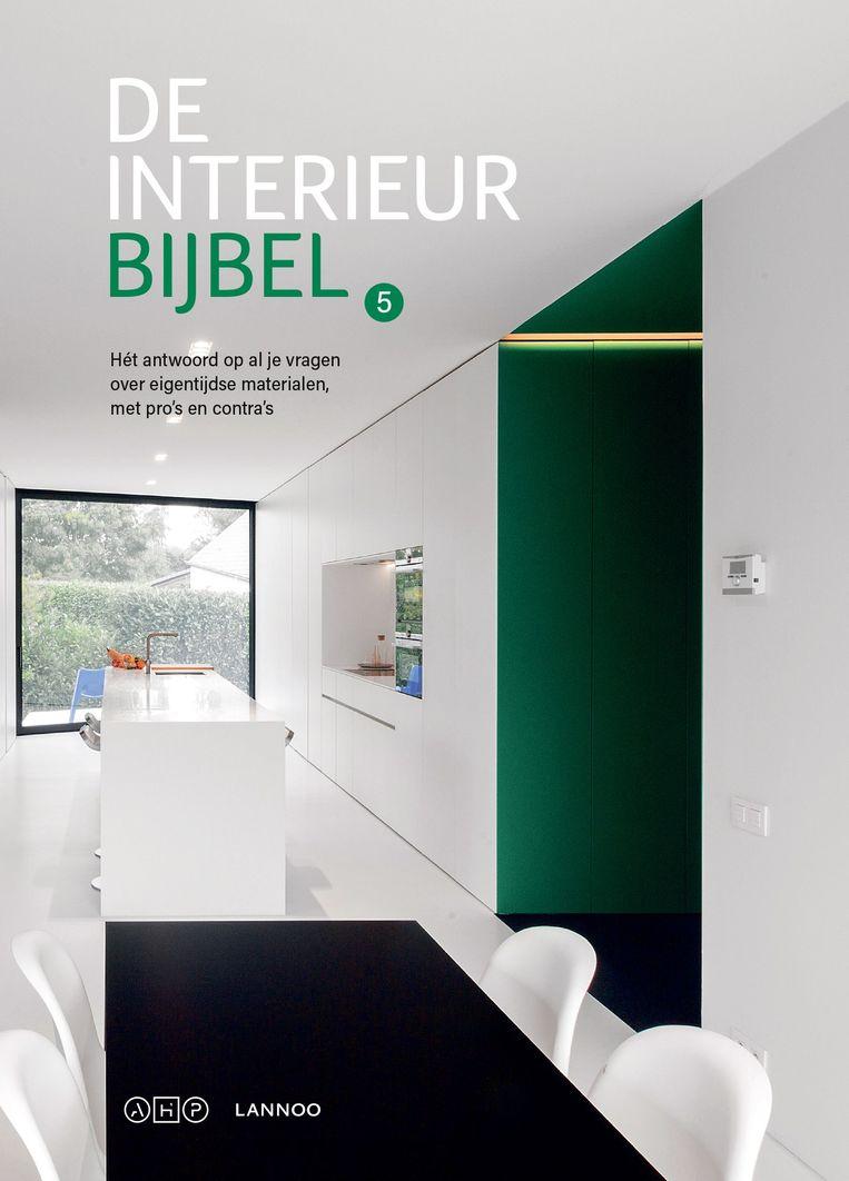 Boek Interieurbijbel 5. 30,99 euro.