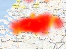 Ziggo kampt met storing in Brabant