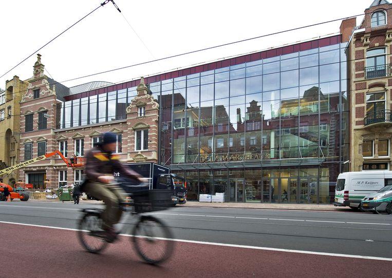 Het DeLaMar theater in Amsterdam Beeld null
