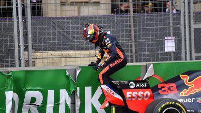 """Verstappen crasht ook in Bakoe alweer, Vandoorne erg slap voorlopig met voorlaatste tijd: """"Maar het gaat beter dan de chrono's laten zien"""""""