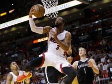Dwyane Wade doet nog 'een laatste dans' in de NBA