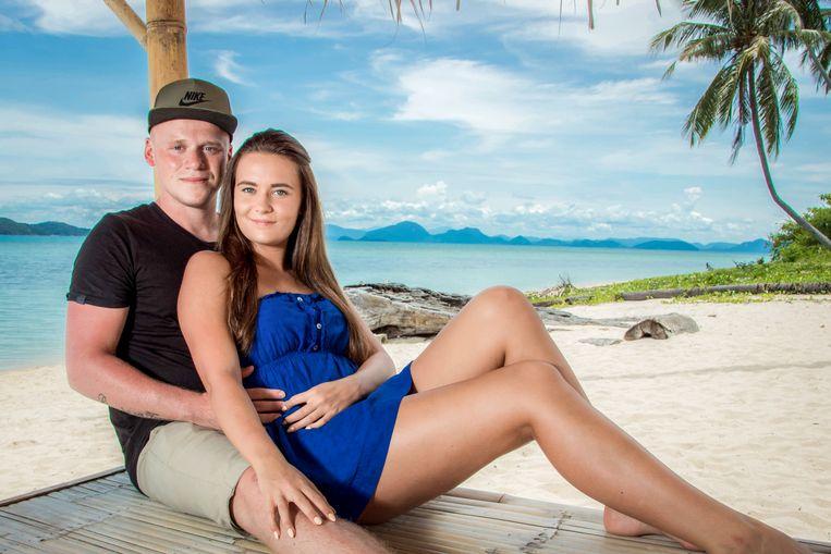 Koppels Temptation Island 2018: Kevin en Megane uit Oostende