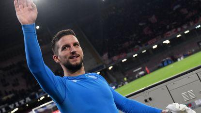 Amper goals met het hoofd, zijn favoriete tegenstander en zijn favoriete ploegmaat? Weetjes achter de 100 goals van Dries Mertens in het shirt van Napoli