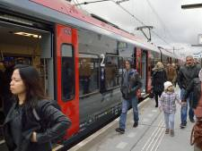 Bijna alle treinen tussen Alphen en Gouda rijden op tijd