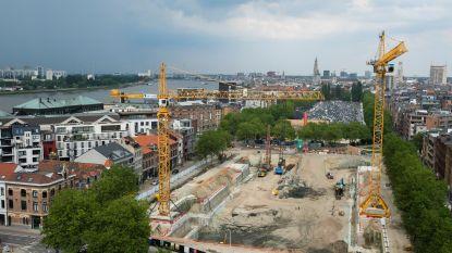 Rechter legt bouw parking Zuiderdokken stil