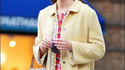 Vaarwel Blair Waldorf: 'Gossip Girl'-actrice Leighton Meester gaat voor witblond