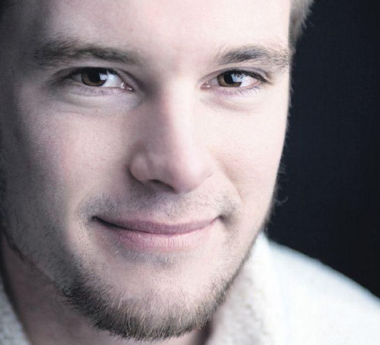 Jeroen (de broer van Cathelijn Schilder), bekeerd in 2005 Beeld Saskia Aukema