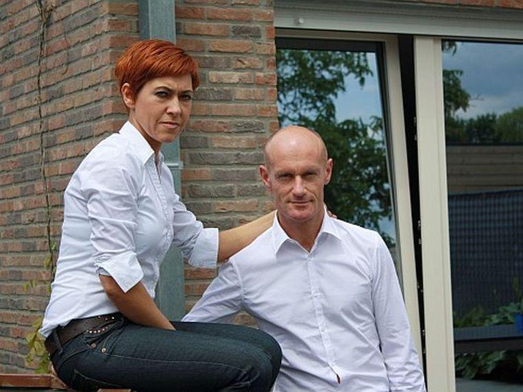 Heidi en Yves uit Diepenbeek bouwden tien jaar geleden al een strakke villa met containers.