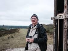 Robert Kwak is er dol op: vogels tellen vanaf vuilnisbelt