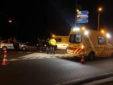 Twee gewonden bij ongeluk op kruising N332 met A1 bij Holten