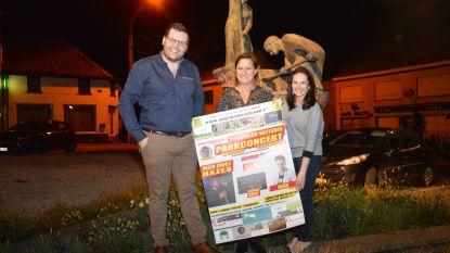 Haaltert krijgt allereerste parkconcert aan Warandepark