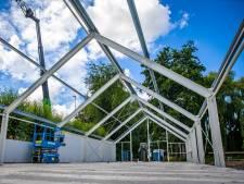 Bouw depot museum Hoeksche Waard vordert gestaag