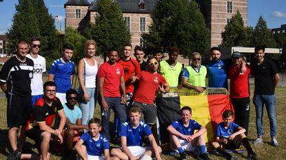 Zes buurten strijden op eigen 'mini-WK voetbal'
