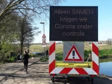 Bossche Broek rustig dankzij coronavirus, politie surveilleert in natuurgebied