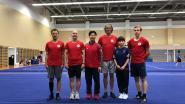 Wushu-coaches scholen zich bij in Hong Kong