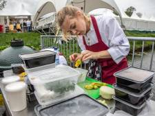 'Masterchef'-winnaar Estée wint HillBilly Contest op Chefs (R)Evolution in Zwolle