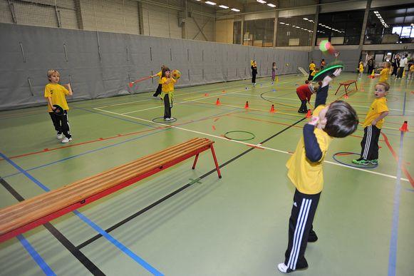 Een voorbeeld van een Sportacademie.