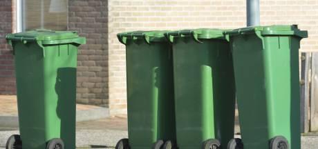 Groene kliko in Asten niet meer gratis