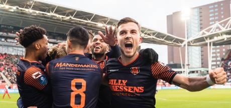 Samenvatting | RKC stunt op bezoek bij FC Utrecht en boekt tweede seizoenszege