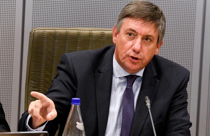 Jan Jambon, ministre-président flamand.