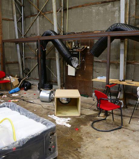 Drugskokers in lab Nieuwendijk blunderden en vluchtten: 'Zoutzuurdamp was levensgevaarlijk'