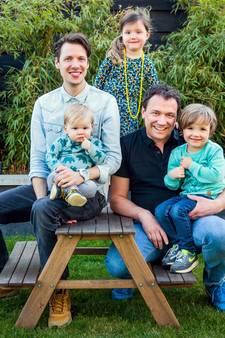 'Ze droeg ons kind uit naastenliefde'