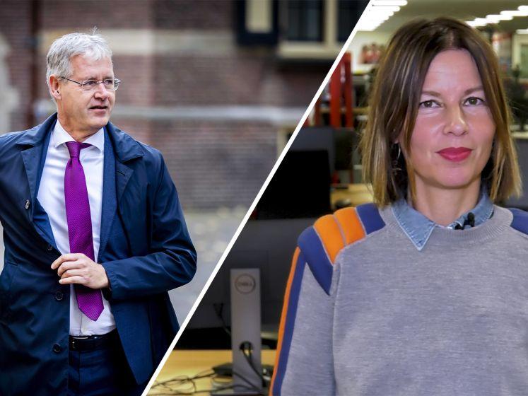 de Stentor Nieuws Update: Gratis mondkapjes bij het fietsenrek en Arie Slob verlaat debat met spoed