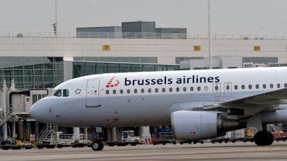 Vliegtuig Brussels Airlines maakt rechtsomkeer na probleem met boordcomputer