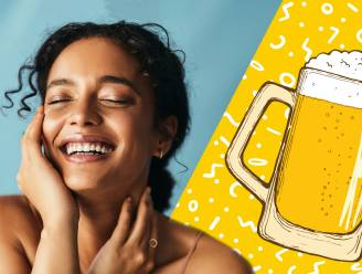 Hop hop hoera! Is bier hét nieuwe ingrediënt tegen rimpels?