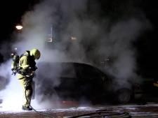 Autobrand in Vught, Tilburgse woningoverval en gevaarlijk drugslab: politie zoekt getuigen