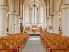 Weer publieke vieringen in Andreaskerk: zitplaats wordt aangewezen
