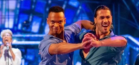 BBC bedolven onder de haatreacties na tv-show met mannelijk danspaar