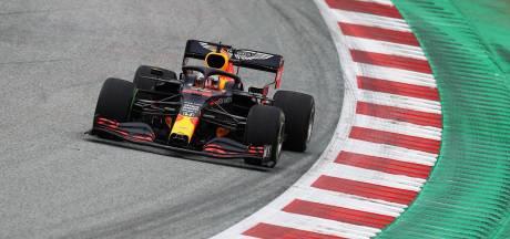 LIVE | Eerste spin van het seizoen voor Verstappen, Hamilton het snelst