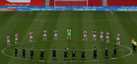 L'UEFA va remercier le personnel soignant lors de la reprise de ses compétitions