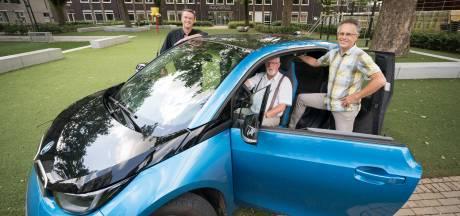 Drie Brabantse wijken kunnen vier maanden gratis een deelauto gebruiken