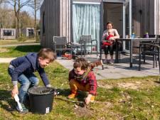 'Liever afgezonderd in een Schaijks vakantiepark dan op 'n Tilburgs pleintje'
