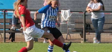 FC Eindhoven Vrouwen brengt zichzelf onnodig in de problemen