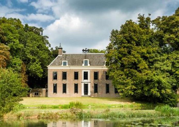 Het Museum Oud Amelisweerd (MOA).