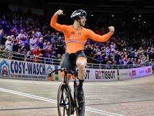 Drievoudig wereldkampioen Lavreysen uit Luyksgestel: 'Om te huilen? Nee, ik zag het wel aankomen'